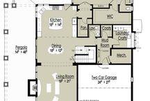 House Plan / by CJ Morrison