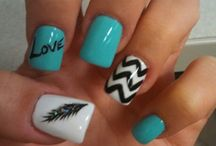 nail ideas / by Brittany Porter
