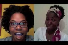 Girl, Did You See...? / BFFs rehash popular TV episodes and discuss pop culture, hot topics, etc., then share their long distance, split screen Skype sessions on Youtube.