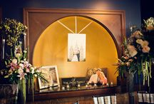 Ideas for displaying wedding pictures