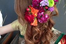 Weeding Hair