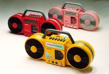 Philips / Philips boomboxes