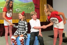 Children's Theater / The Performance Club produces productions for all ages!