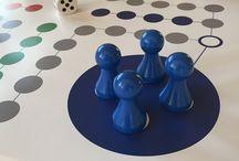 Spieltz Brettspiele XL - Riesen-Brettspiele mit extra großem Spielplan + großen Spielfiguren
