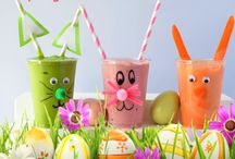 Easter Food and Drinks