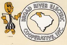 """Back in the Day / In honor of our upcoming 75th Anniversary we will be celebrating in 2015, here is a sneak peek of some """"blast from the past"""" at Broad River Electric Cooperative! See any familiar faces? If you or any one you know have any old photos, documents, or other memorabilia from BREC's past, we encourage you to bring it by the cooperative so that we can include them in our 75th Anniversary celebration next year. #BroadRiver #BREC #broadriverelectric #electriccoop #REA #cooperative #NRECA"""