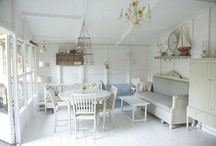 Cottage style, country french, farm house style / by Patti