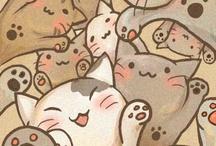 Gatti / La bacheca per gli amanti dei #gatti come me!