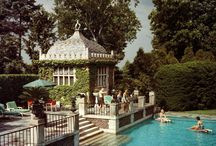 Outdoor - Pools / by Bill and Stephanie Norman