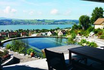 Natural Pools, Lidos, Swimming Ponds and Outdoor Swimming Pools