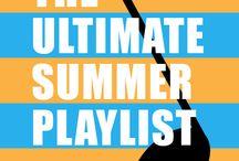 Music / Playlists and music inspiration
