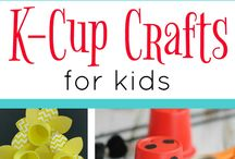 paper / yoghurt cup craft