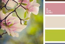 Farben Zusammenstellung