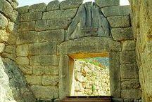 Mycenae / Cywilizacja mykeńska, kultura mykeńska, Mykeny