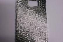 Bedazzled goodies / Personalize your mobile phone covers