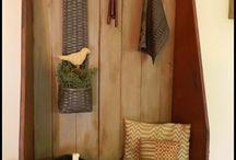 DIY & primitive crafts / by Ann LaFata