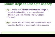 How to Configure and Use Safe Money in Kaspersky Internet Security?