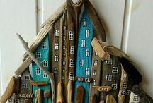 domki drewno