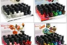 Nail designs / This collection contains nail care and manicure product supplies to express yourself creatively.