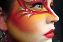 Circus make-up