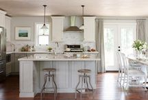 my kitchen dreams... / collecting ideas for our kitchen makeover! ❤