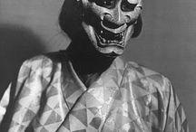 Asie masques par photographes