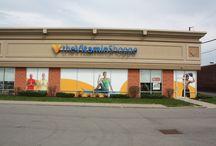 Retail Exterior Building Wraps