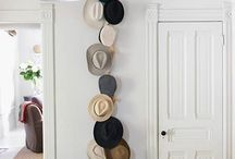 Hat Display Ideas / Creative ways to show off your collection!
