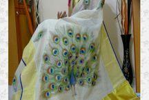 Gorgeous sarees