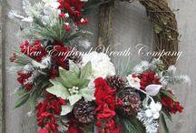{wreaths} / by Heather Sasse