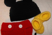 Crochet - Baby Misc / by Patricia Anglin