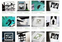 Silhouettes and Paper art Inspirations