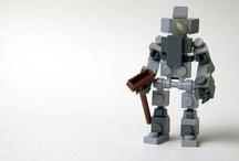 Lego mechs