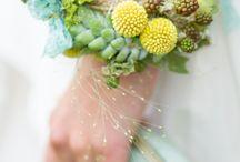 Bruids boeket / Bridal Flowers
