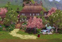 Sims 3 - Asian World