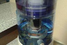 Der erste Wasserfilter