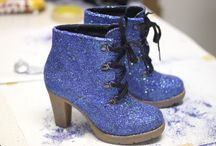 Shoe DIY ★ / Shoe DIY, inspiration and wishlist / by Max California