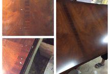 Реставрация мебели в Москве / О реставрации  деревянной мебели в Москве