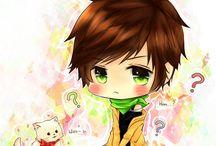 cute manga anime stuff
