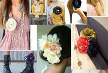 Paparazzi Hair Clips! / Hair clips and more! / by Katie Gordon