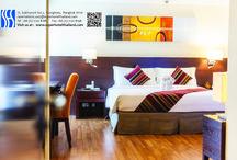 Accommondation : Lohas Suites Sukhumvit, Bangkok ,Thaland.