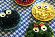 Fun Food Crafts / Creative, healthy fun food crafts for moms and their kids.