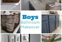 Bathroom / by Ashley Mitchell