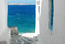 Favorite Places & Spaces - Greece (Home of my soul)