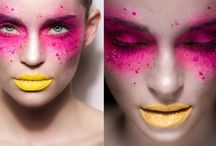 Make-up / by Elwira Rafalowska