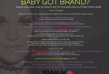 SWAK Designs Baby Got Brand / by Teri Crane
