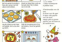 Koken met kleuters