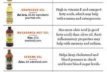 cooking oils benefits