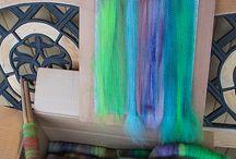 Spinning & Yarn