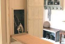 Çamaşır odası / Ütü masası